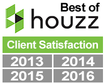 Best Of Houzz in Customer Satisfaction