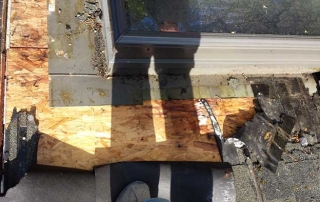 6203 SW 21st Ave Water Intrusion/Dry Rot Repair