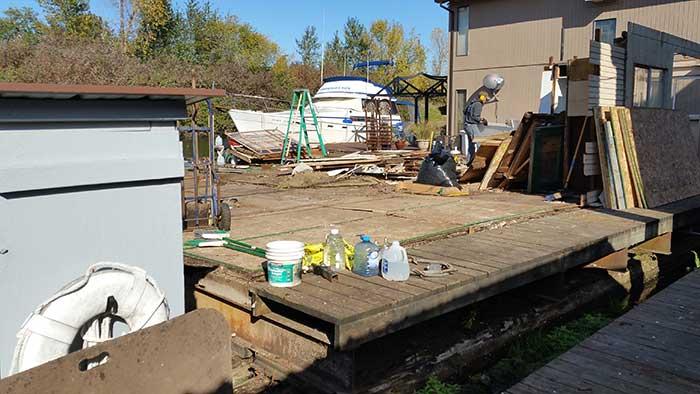 Houseboat Demo